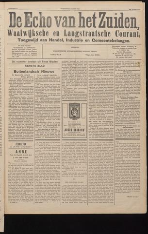 Echo van het Zuiden 1937-06-23