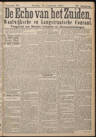 Echo van het Zuiden 1907-08-18