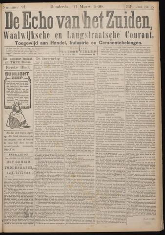 Echo van het Zuiden 1909-03-11