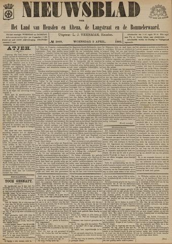 Nieuwsblad het land van Heusden en Altena de Langstraat en de Bommelerwaard 1902-04-02
