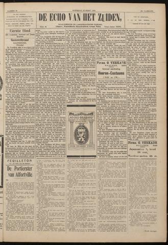 Echo van het Zuiden 1922-03-29