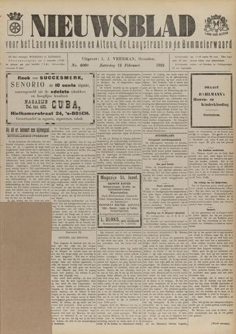 Nieuwsblad het land van Heusden en Altena de Langstraat en de Bommelerwaard 1921-02-12