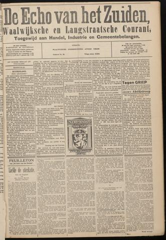 Echo van het Zuiden 1933-02-01