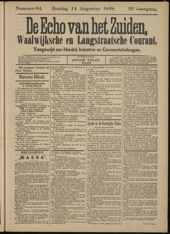 Echo van het Zuiden 1898-08-14