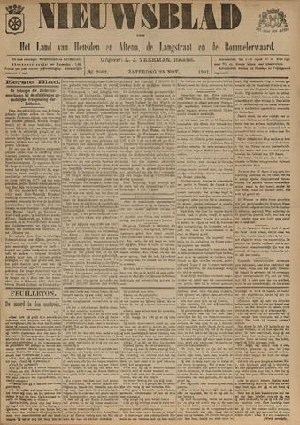 Nieuwsblad het land van Heusden en Altena de Langstraat en de Bommelerwaard 1901-11-23