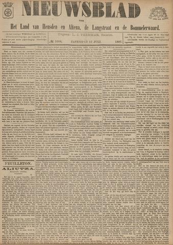 Nieuwsblad het land van Heusden en Altena de Langstraat en de Bommelerwaard 1897-07-17