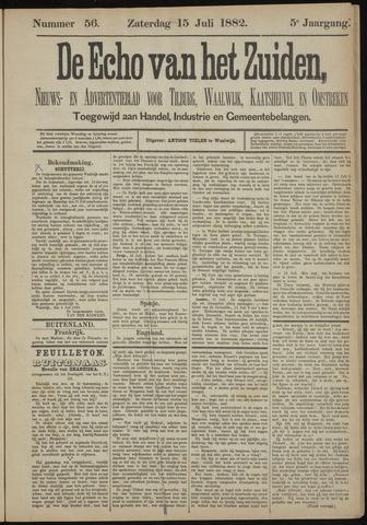 Echo van het Zuiden 1882-07-15