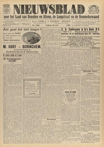 Nieuwsblad het land van Heusden en Altena de Langstraat en de Bommelerwaard 1932-07-22