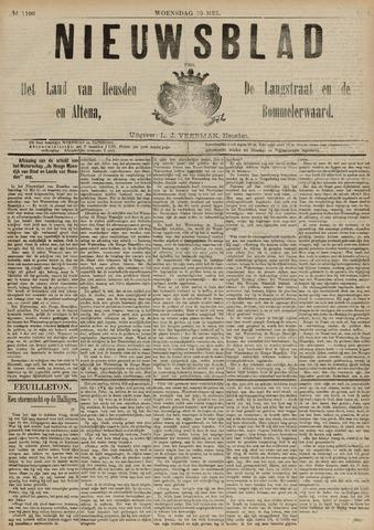 Nieuwsblad het land van Heusden en Altena de Langstraat en de Bommelerwaard 1892-05-25
