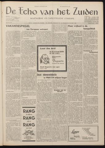Echo van het Zuiden 1965-08-06