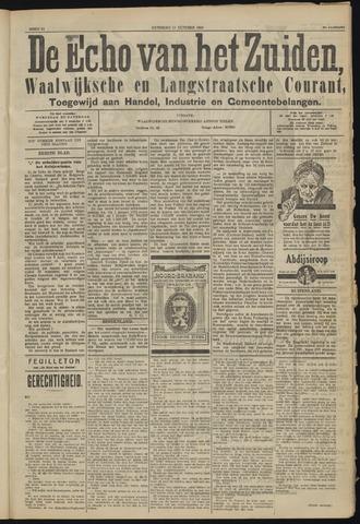Echo van het Zuiden 1924-10-13