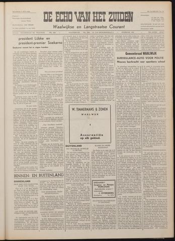 Echo van het Zuiden 1959-07-06