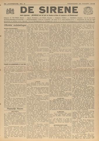 De Sirene 1946-03-25