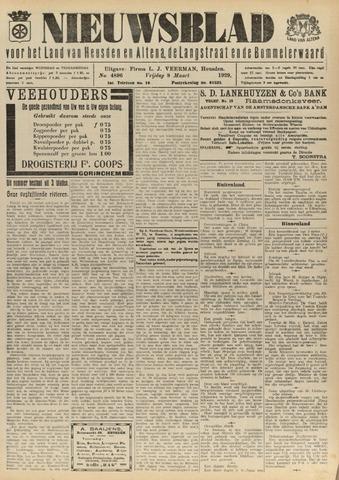 Nieuwsblad het land van Heusden en Altena de Langstraat en de Bommelerwaard 1929-03-08