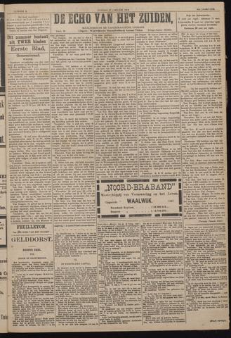 Echo van het Zuiden 1918-01-27