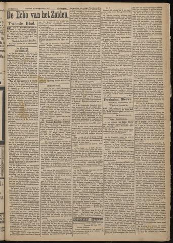 Echo van het Zuiden 1917-11-25