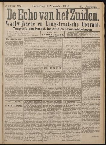 Echo van het Zuiden 1902-11-06