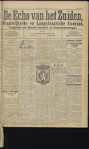 Echo van het Zuiden 1929-12-07