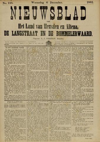 Nieuwsblad het land van Heusden en Altena de Langstraat en de Bommelerwaard 1882-12-06