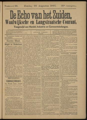 Echo van het Zuiden 1897-08-26
