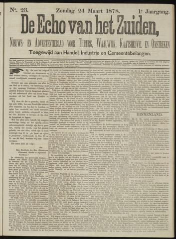 Echo van het Zuiden 1878-03-24