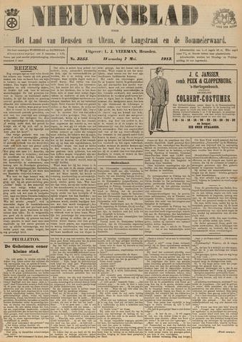 Nieuwsblad het land van Heusden en Altena de Langstraat en de Bommelerwaard 1913-05-07