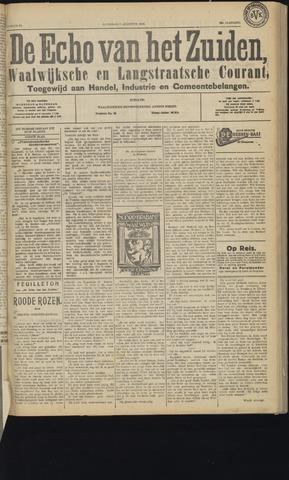 Echo van het Zuiden 1930-08-09