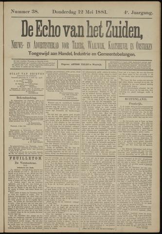 Echo van het Zuiden 1881-05-12
