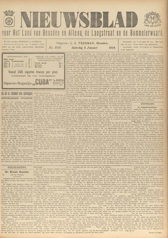 Nieuwsblad het land van Heusden en Altena de Langstraat en de Bommelerwaard 1918-01-05