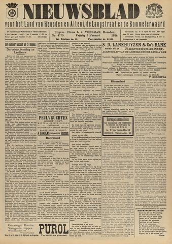 Nieuwsblad het land van Heusden en Altena de Langstraat en de Bommelerwaard 1928-01-06