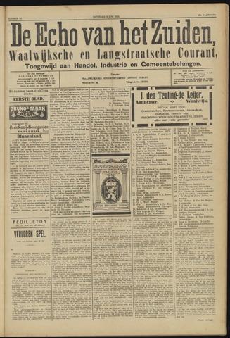 Echo van het Zuiden 1923-06-09