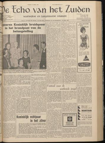 Echo van het Zuiden 1962-04-27