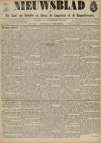 Nieuwsblad het land van Heusden en Altena de Langstraat en de Bommelerwaard 1892-12-07