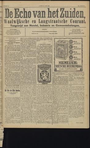 Echo van het Zuiden 1929-06-01