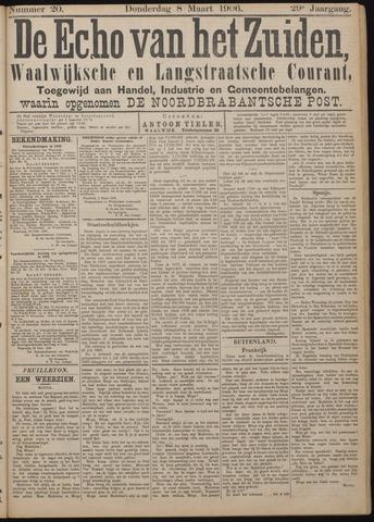 Echo van het Zuiden 1906-03-08