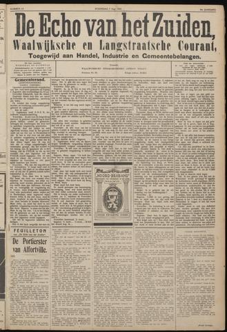 Echo van het Zuiden 1922-08-09