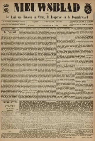 Nieuwsblad het land van Heusden en Altena de Langstraat en de Bommelerwaard 1895-03-30