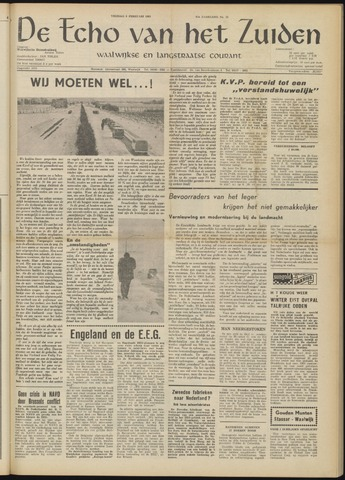 Echo van het Zuiden 1963-02-08