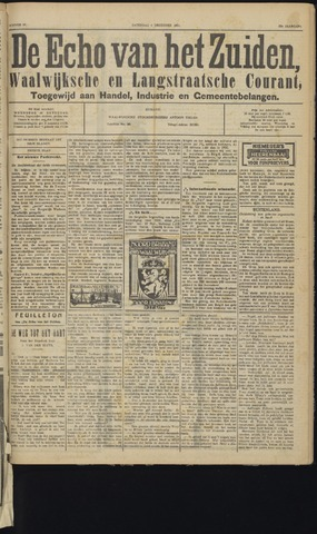 Echo van het Zuiden 1930-12-06
