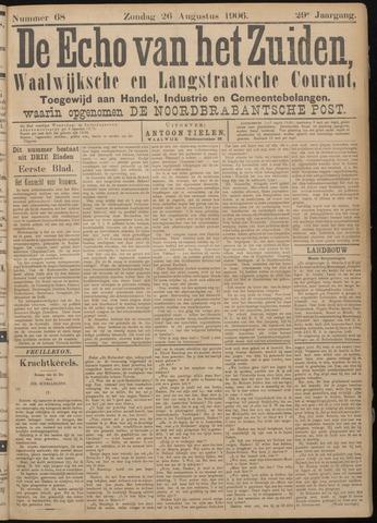 Echo van het Zuiden 1906-08-26