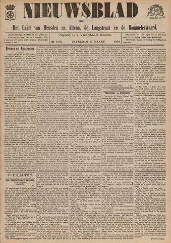 Nieuwsblad het land van Heusden en Altena de Langstraat en de Bommelerwaard 1900-03-17