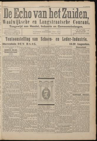 Echo van het Zuiden 1922-07-08