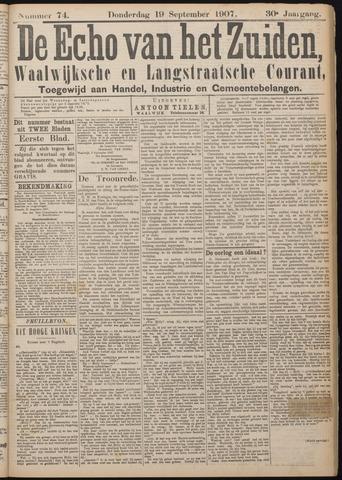 Echo van het Zuiden 1907-09-19