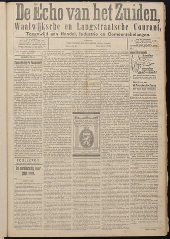 Echo van het Zuiden 1925-02-21