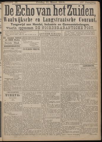 Echo van het Zuiden 1906-03-11