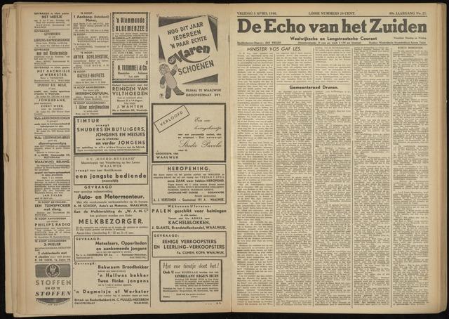 Echo van het Zuiden 1946-04-05