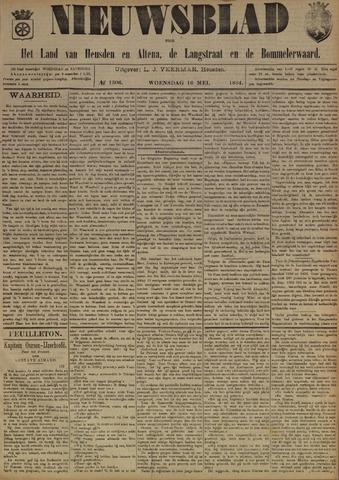 Nieuwsblad het land van Heusden en Altena de Langstraat en de Bommelerwaard 1894-05-16