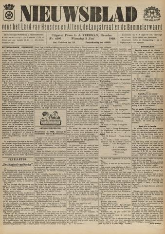 Nieuwsblad het land van Heusden en Altena de Langstraat en de Bommelerwaard 1925-06-03