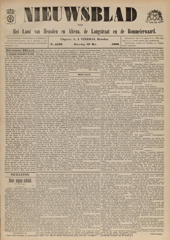 Nieuwsblad het land van Heusden en Altena de Langstraat en de Bommelerwaard 1906-05-19