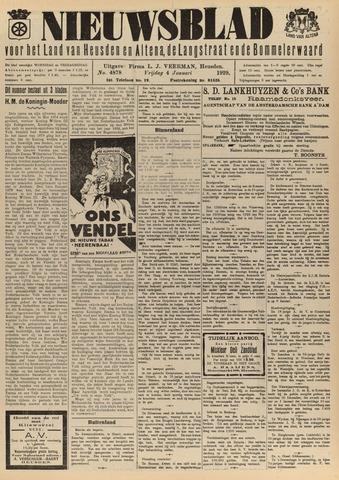 Nieuwsblad het land van Heusden en Altena de Langstraat en de Bommelerwaard 1929-01-04